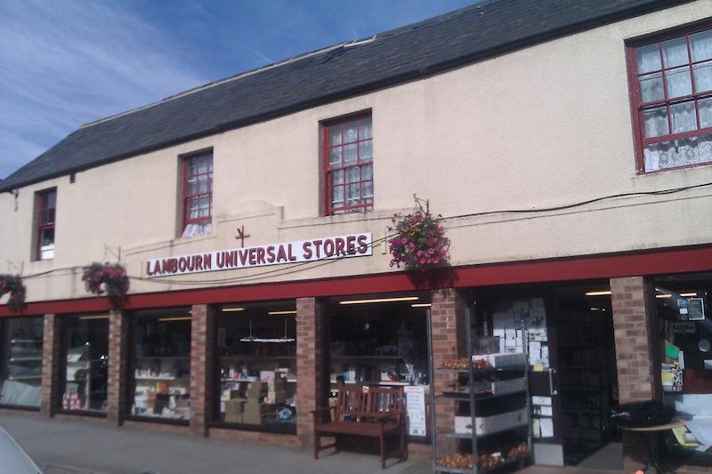 Lambourn Universal Stores