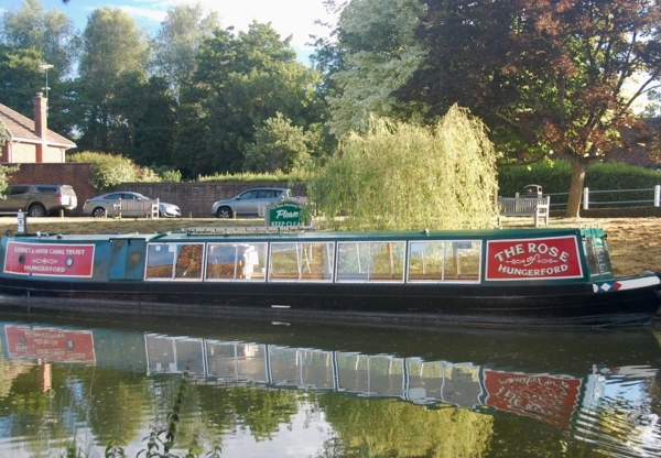 Would you like to volunteer on The Rose of Hungerford?