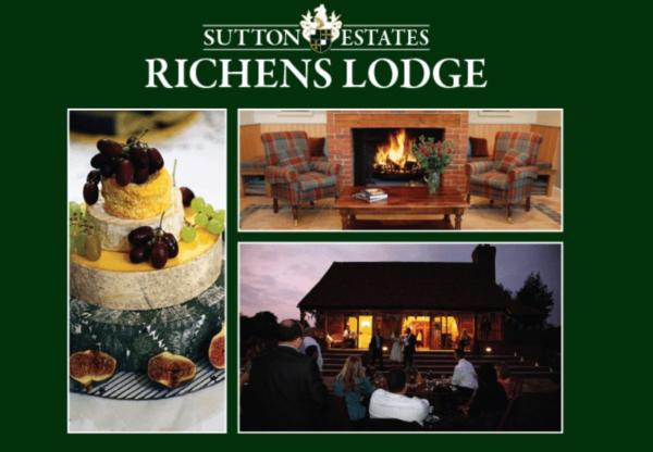 Richens Lodge – West Berkshire's Hidden Gem