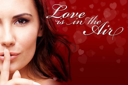Love is in the Air: Kissable Lips
