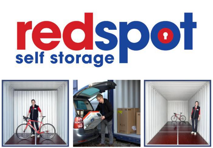 Red Spot storage