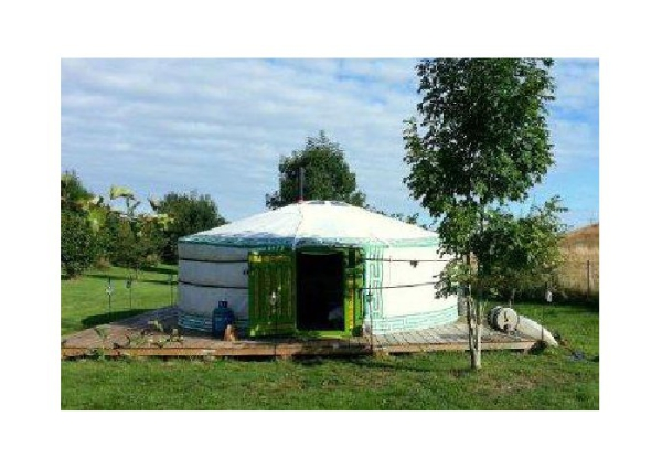 Win a Two Night stay in a Beautiful Mongolian Yurt!