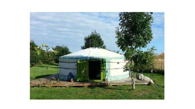 Win a Two Night stay in a Beautiful Mongolian Yurt!