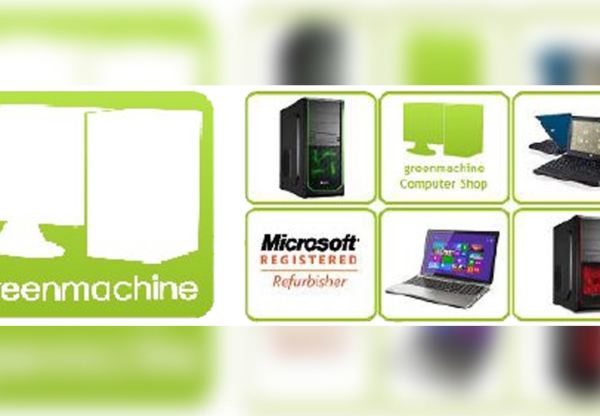 Advice from Green Machine Computers: Back up data before you upgrade to Windows 10
