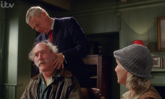 Nicholas Lumley in Doc Martin