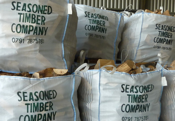 Top Quality Logs from The Seasoned Timber Company