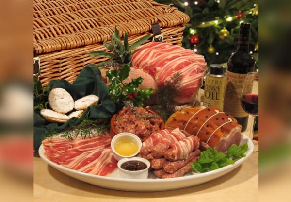 Sheepdrove's Tasty Organic Treats this Christmas