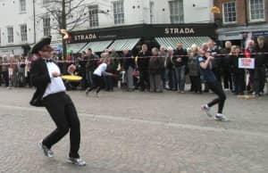 Newbury Pancake Day Races & Lunches @ Market Place | Newbury | England | United Kingdom