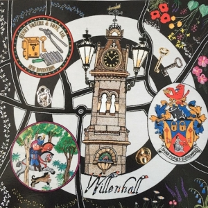 Exhibition: 'Walsall Silver Thread Tapestries' @ The Old Chapel Textile Centre | Greenham | United Kingdom