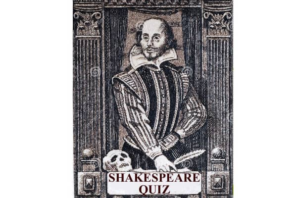 Shakespeare Quiz – the Answers