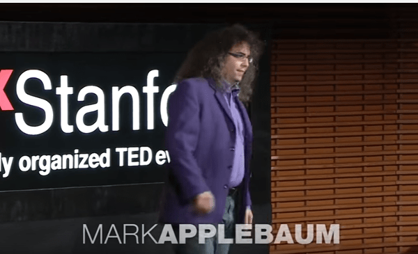 TED Talk: Mark Applebaum