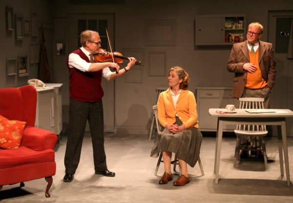PP Ticket Offer for Alan Bennett production at The Watermill Theatre, Newbury