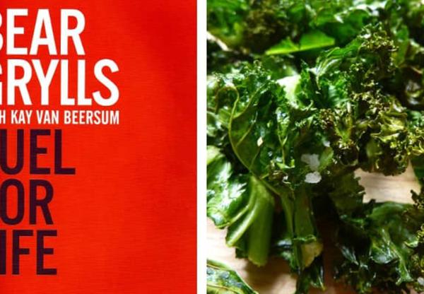 Crunchy Kale Crisps