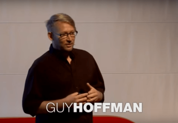 TED Talk: Guy Hoffman
