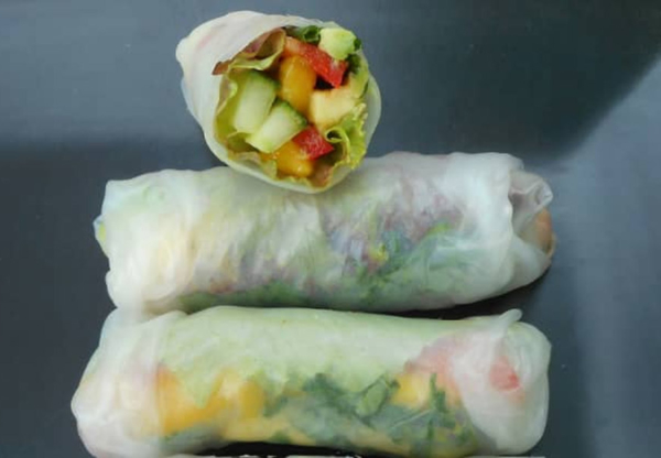 Fresh Spring Roll Recipe