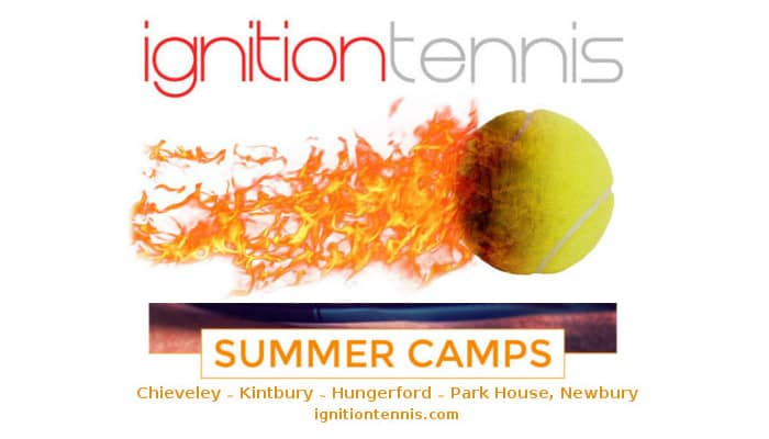 Ignition Tennis Summer Camps FI