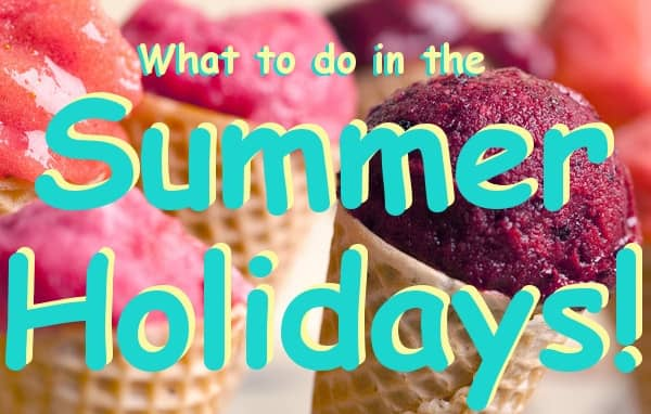 Guide to Summer Holiday Activities 2017
