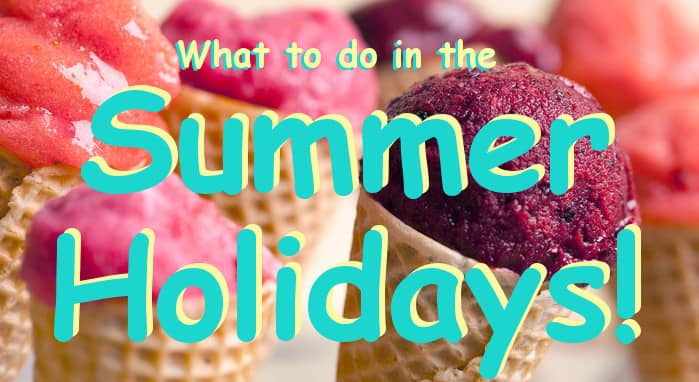 Summer Holiday Activity Guide