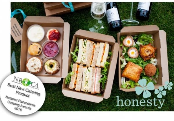 Honesty Picnic Boxes: Afternoon Tea