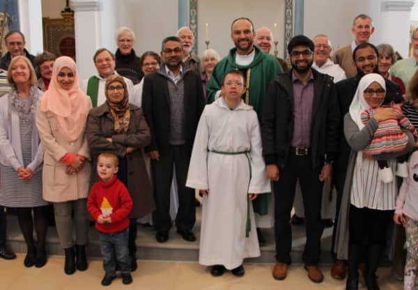 West Berkshire marks Week of Prayer for World Peace