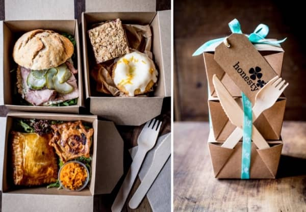 Honesty Picnic Boxes: Crumble & Spice