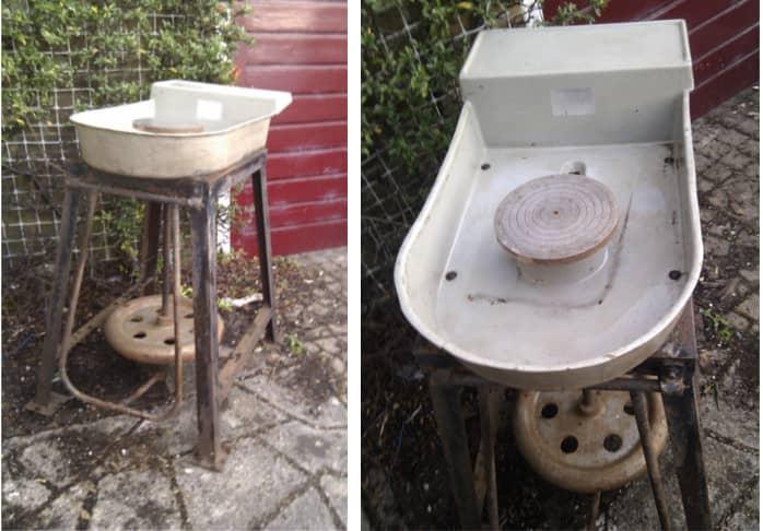 pottery wheel item