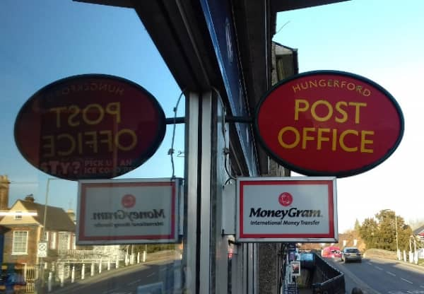 Hungerford Post Office – Conclusion (November 2017)