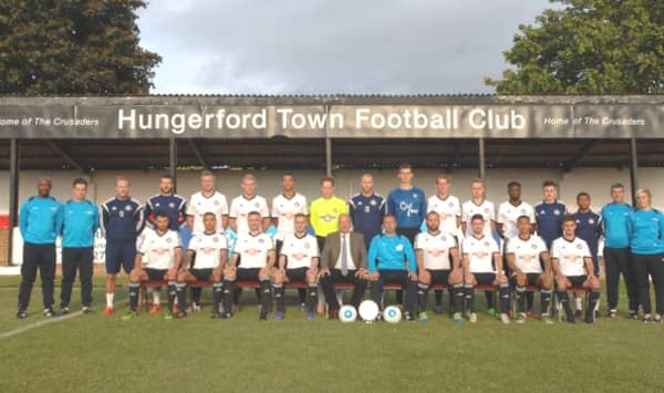 Hungerford Town FC end-of-season report