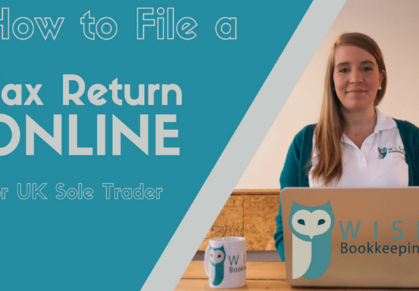 How to File an Online UK Tax Return for a Sole Trader