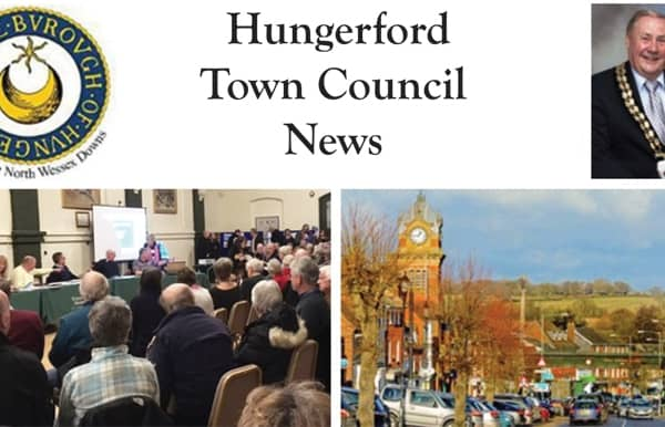 Hungerford Town Council Annual Meeting, 23 March 2017