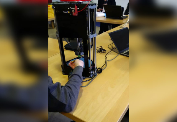 3D printer takes shape at Newbury Library