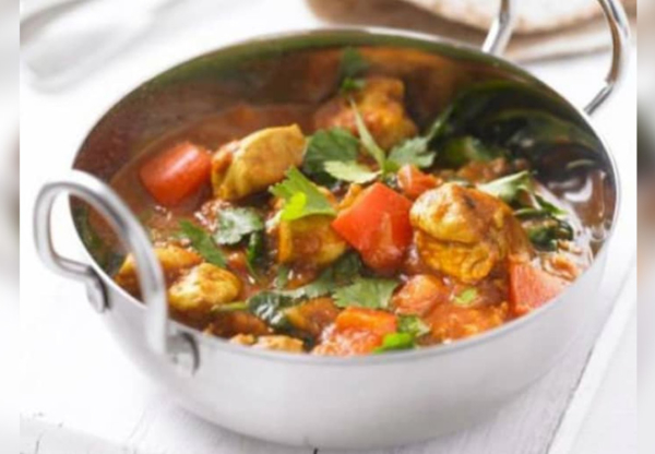 Healthy Chicken Balti