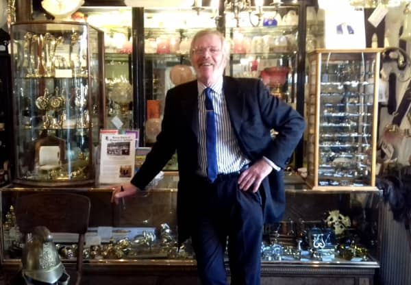 Interview with Stewart Hofgartner, Hungerford Antique Dealer