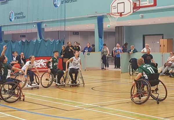 Tornadoes Kings Juniors shine in finals of the British Wheelchair Basketball Junior League season