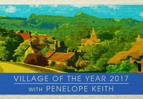 A Nationwide Event To Find Britain's Best Village 2017