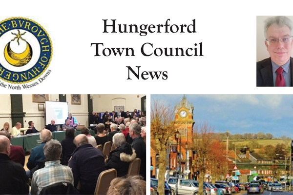 Hungerford Town Council Full Meeting, 2 May 2017