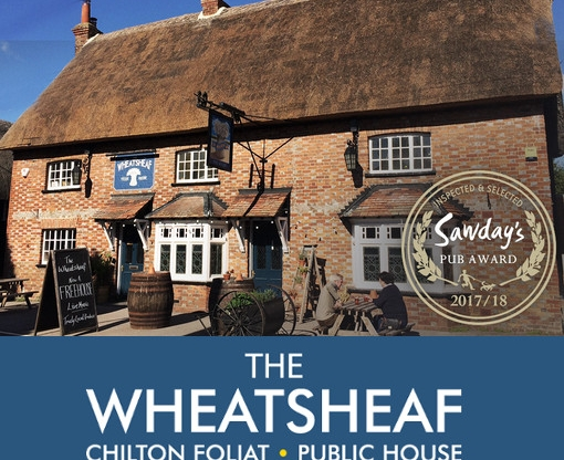 Penny Post Interview – Lauren and Ollie at The Wheatsheaf
