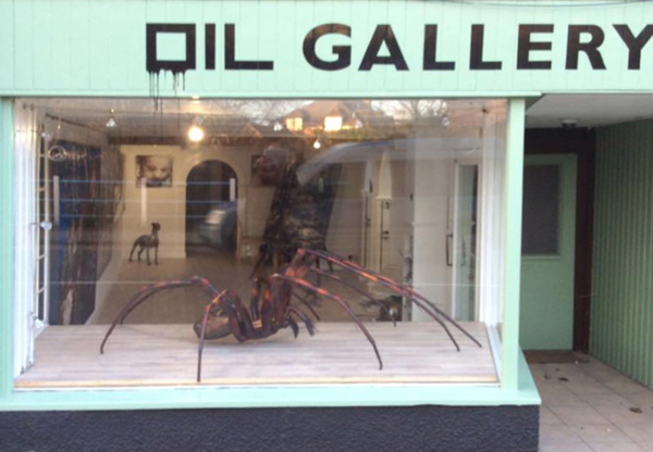 Oil Gallery, Hungerford