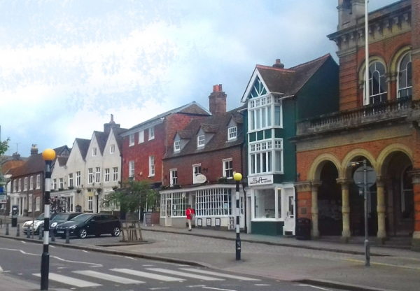 News from Hungerford High Street – June 2017