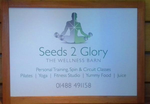 Seeds 2 Glory Wellness Barn