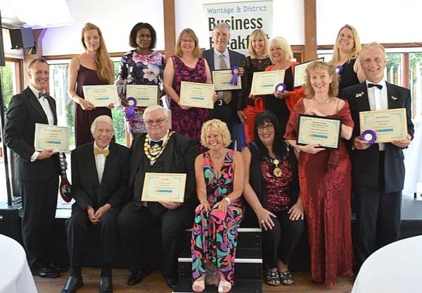 Wantage Business Breakfast Awards 2017