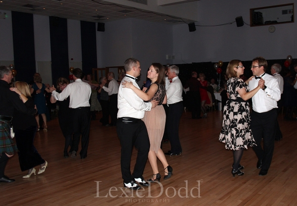 10 reasons why 'real' ballroom dancing is nothing like Strictly…..
