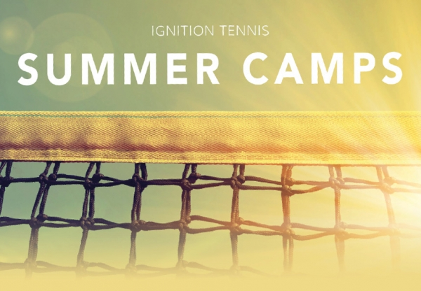 Ignition Tennis Camps Summer 2017