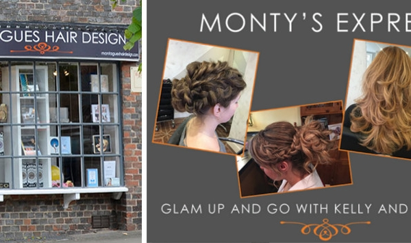 Montagues Hair & Make-up Design