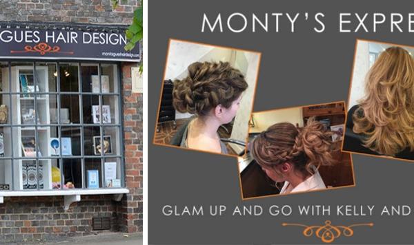Montagues Hair & Make-up Design