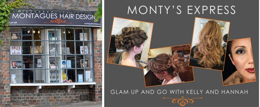 Montagues Hair Design Hungerford
