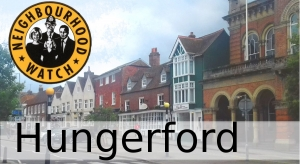 Hungerford Neighbourhood Watch Meeting @ Hungerford Town Hall | England | United Kingdom