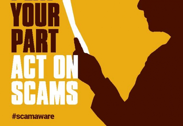 Scams Awareness Month