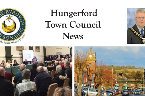Hungerford Town Council News – August/September Update