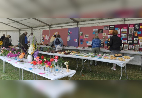 East Garston Allotments Flower & Produce Show 2017